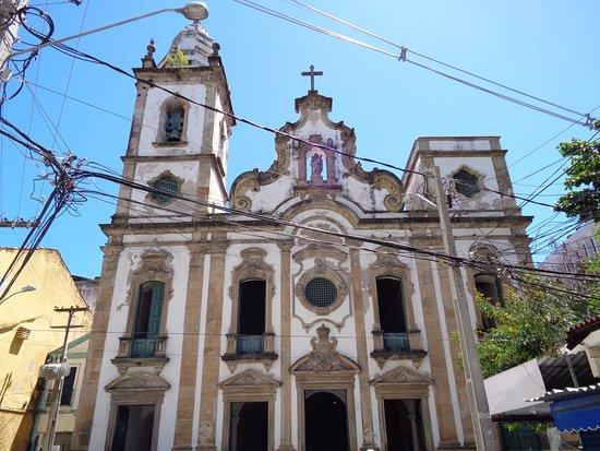 Nossa Senhora do Rosario dos Homens Pretos Church