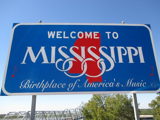 Vicksburg, MS: Sign