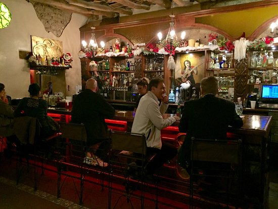 Mesilla, NM: one of the bars