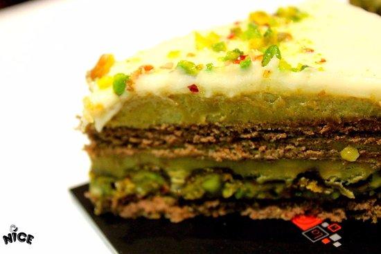 Педара, Италия: Torta Cremino di Pistacchio