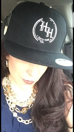 Elmhurst, IL: we also have this cool H.H hats!!