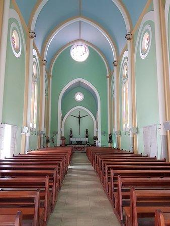 Santa Maria Madalena Historic Center