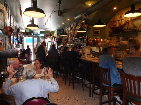 Sotto Mare Restaurant Little Italy San Francisco Picture