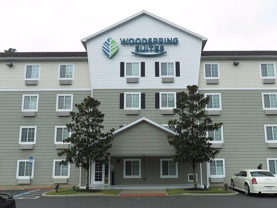 WoodSpring Suites Gainesville I-75