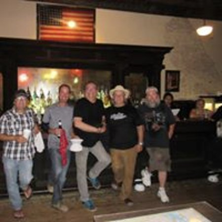 Gonzales, TX:  Bill Pekar and The Rainey Brothers
