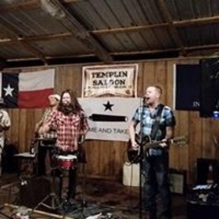 กอนซาเลส, เท็กซัส: Zack Walther Band