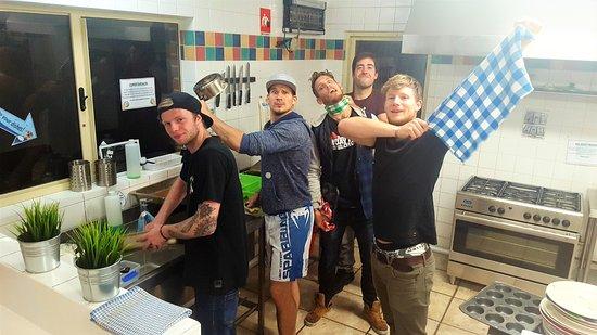 Dunsborough, Australia: Kitchen
