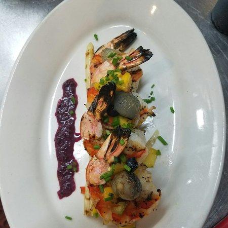 Narrow Gauge Inn : Executive Chef Greg carroll