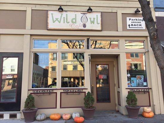 Norwich, Nowy Jork: Wild Owl Cafe