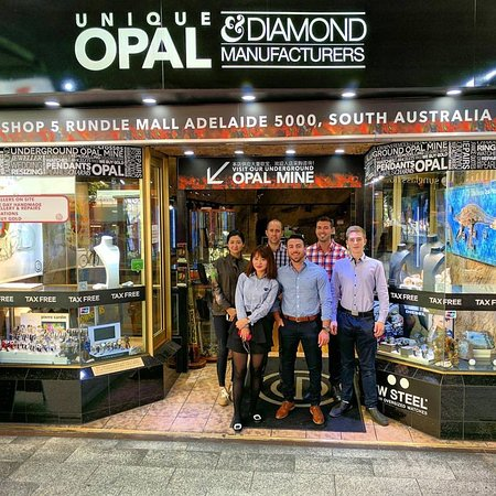 Unique Opal & Diamond Manufacturers Pty Ltd