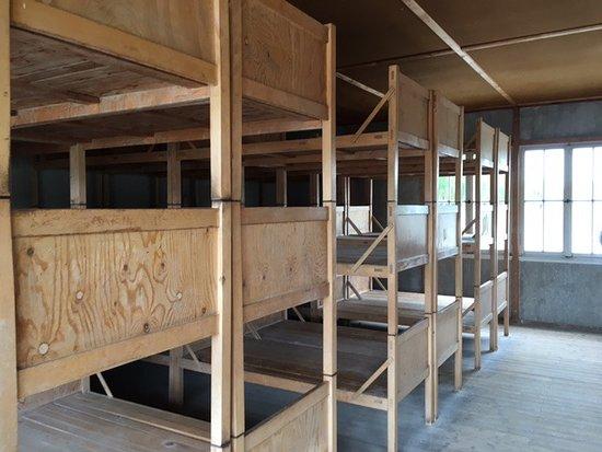 Dachau barracks