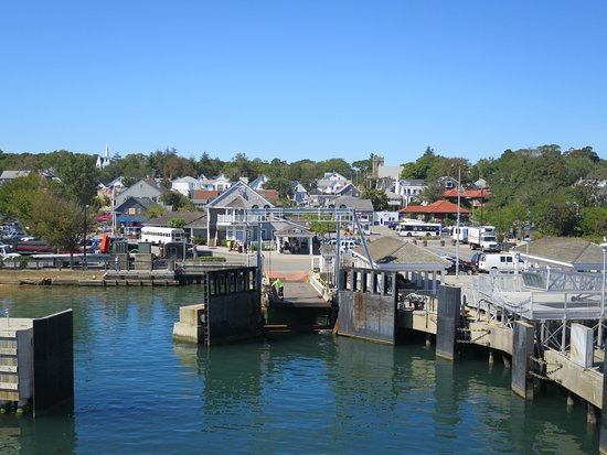 Woods Hole, MA: Vineyward Haven Dock