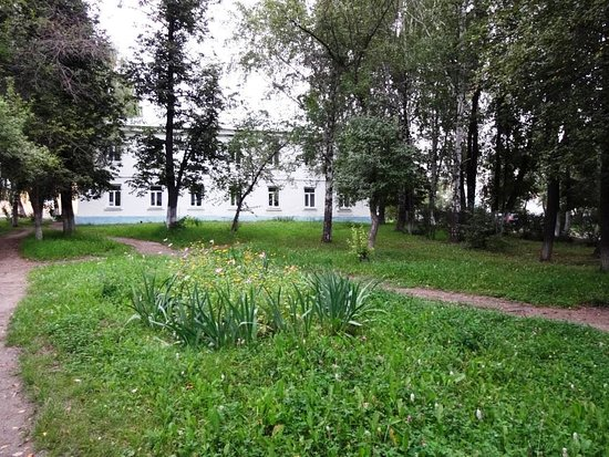 V.B. Gorodilina's Square