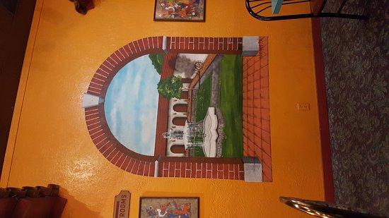 Hillsboro, OR: Wall mural