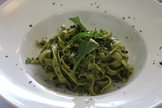 Mae Sot, Tailândia: our green pasta