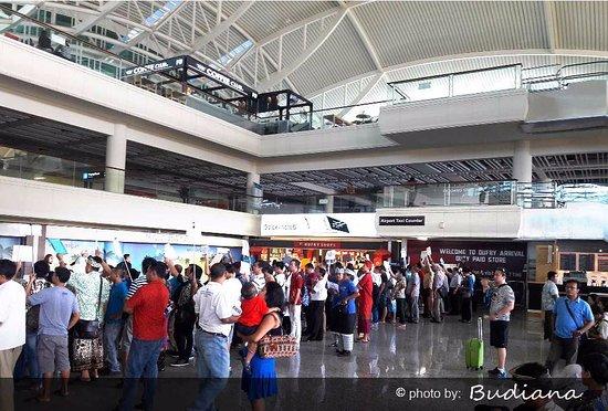 Bali International Arrival Aate Air Port C Picture Of Bali Super