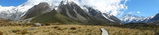 Aoraki Mount Cook National Park (Te Wahipounamu), Nova Zelândia: What a View