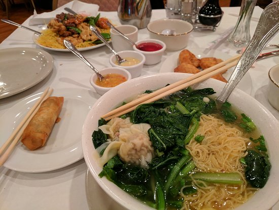 Sunflower chinese restaurant chinese restaurant 7370 for Asian cuisine columbus ohio