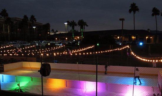ice skating rink picture of london bridge resort lake havasu city rh tripadvisor co za