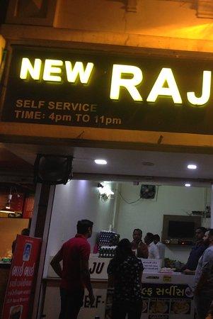 Raju Omlet Centre