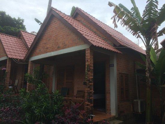 Phuong Binh House: Het huisje.