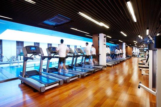 Oakwood Premier Coex Center: Oakwood Premier Health & Fitness Center - Gym