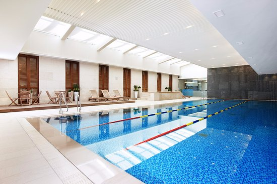 Oakwood Premier Coex Center: Oakwood Premier Health & Fitness Center - Swimming Pool