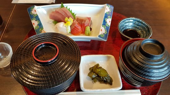 Adachi, Japan: お作り定食