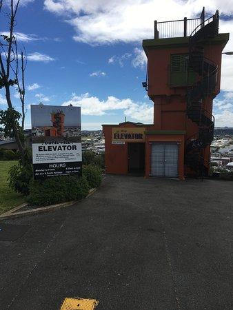 Wanganui, Nueva Zelanda: Aussenansicht, Richtung Stadt