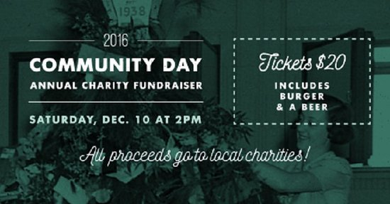 Coquitlam, Canada: The 2016 Annual Community Day Charity Fundraiser!