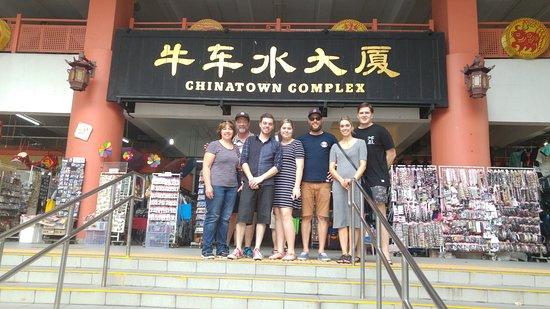 Singapore City Explorers