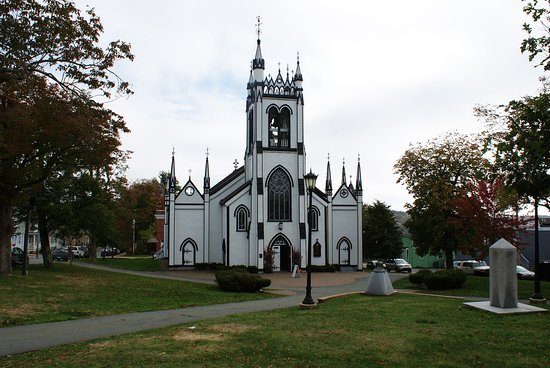 Lunenburg, Canada: St. John's Anglican Church