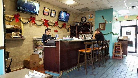 Keys Bite Restaurant: Bar