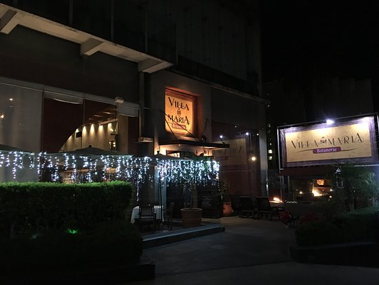 Villa Maria Restaurant Mexico City