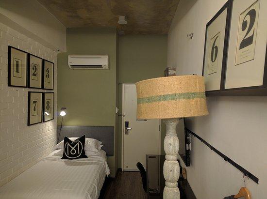 A Single Room Decoration