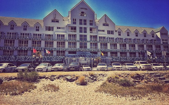 Gordon's Bay, South Africa: The hotel