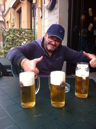 Монфальконе, Италия: Bar Ettore