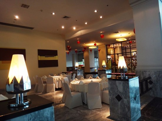 Bang Phli, Thailand: Ресторан в Лобби