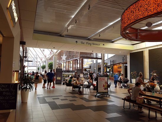 Rouse Hill, Australia: Some more photo of the Food Court.