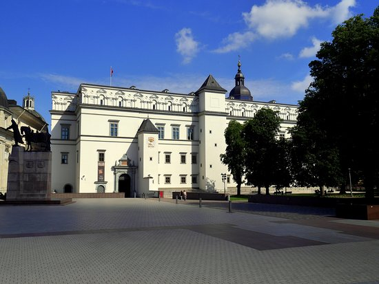 ‪Palace of the Grand Dukes of Lithuania, National Museum‬