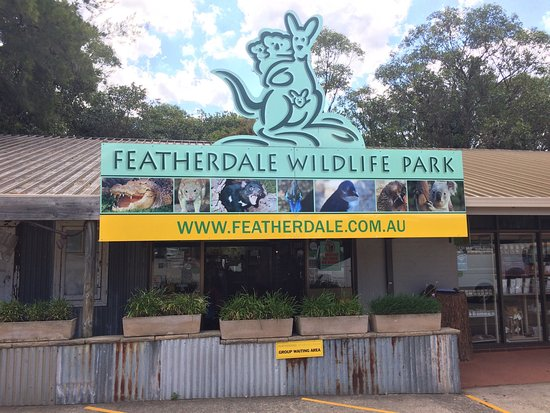Blacktown, Australia: Featherdale Wildlife Park