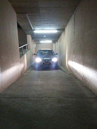 Rampe de sortie niveau 2 Picture of Ibis Styles Luxembourg Centre