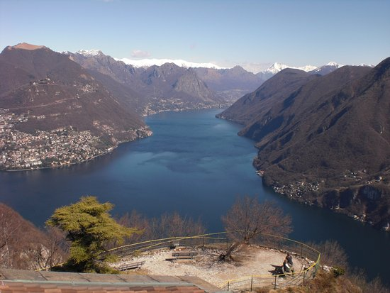 view picture of monte san salvatore lugano tripadvisor. Black Bedroom Furniture Sets. Home Design Ideas