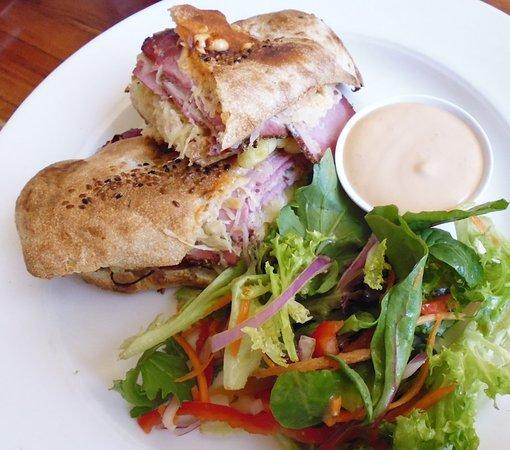 Cape Naturaliste, Avustralya: Rueben sandwich