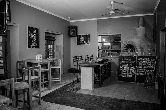 Swellendam, Sudáfrica: EATING CORNER