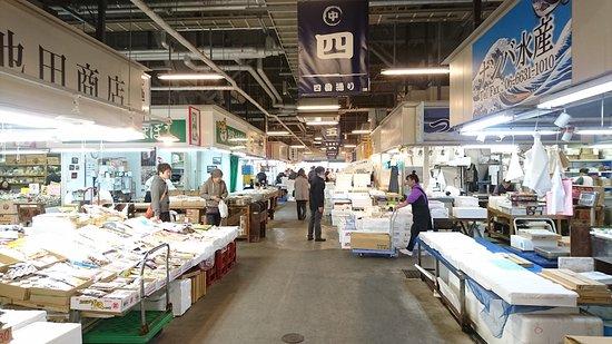 Osaka-Kizu Wholesale Market