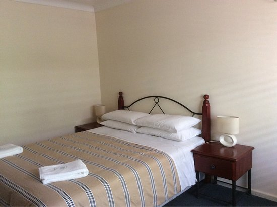Pemberton, Austrália: Standard room