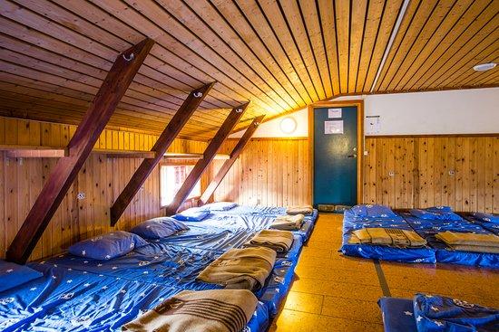 STF Sylarna Mountain Lodge : Sovsalen Storsola