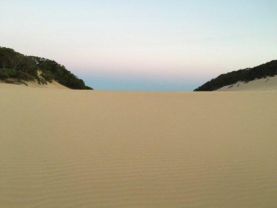 Rainbow Beach, Australia: Die Besitzerin war sehr herzlich und es war sehr sauber, gemütlich und liebevoll eingerichtet. E