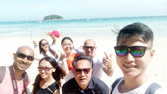 Wichit, Thailandia: Wonderful day and nice trip with Malaysian touris.Thank for trust my service. Thanks.!!!!!